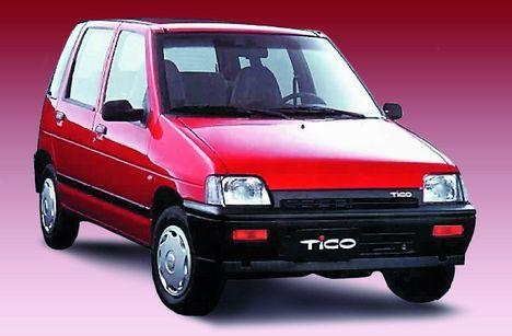 Daewoo Tico 1995 Photo - 1