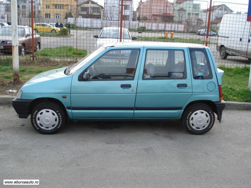 Daewoo Tico 1998 Photo - 1