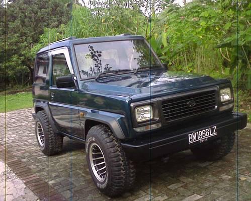 Daihatsu Feroza 1997 Photo - 1