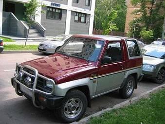 Daihatsu Rocky 1992 Photo - 1