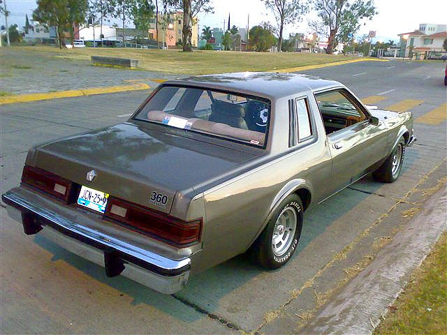 Dodge Dart 1982 Photo - 1