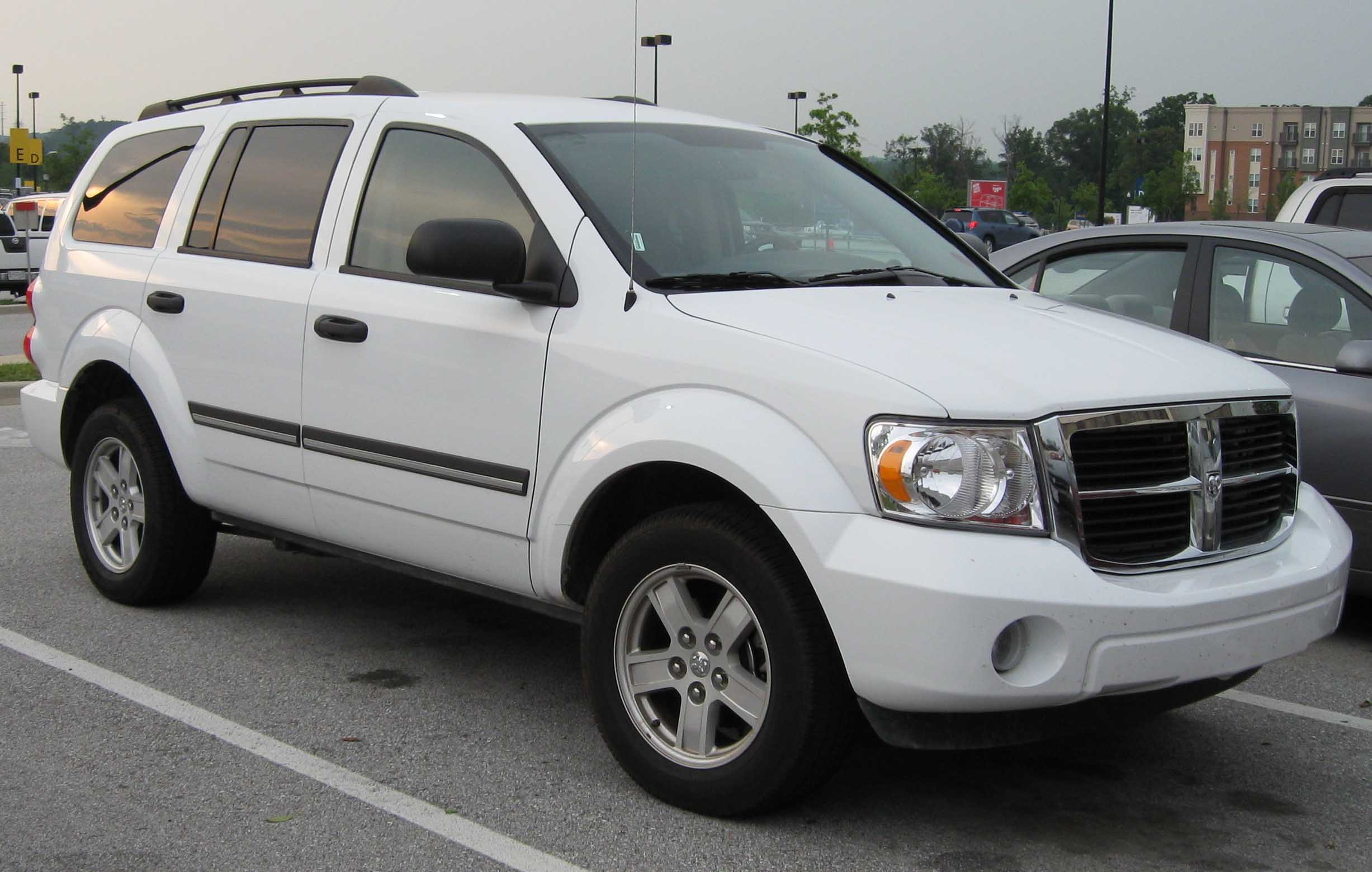 Dodge Durango 2008 Photo 1