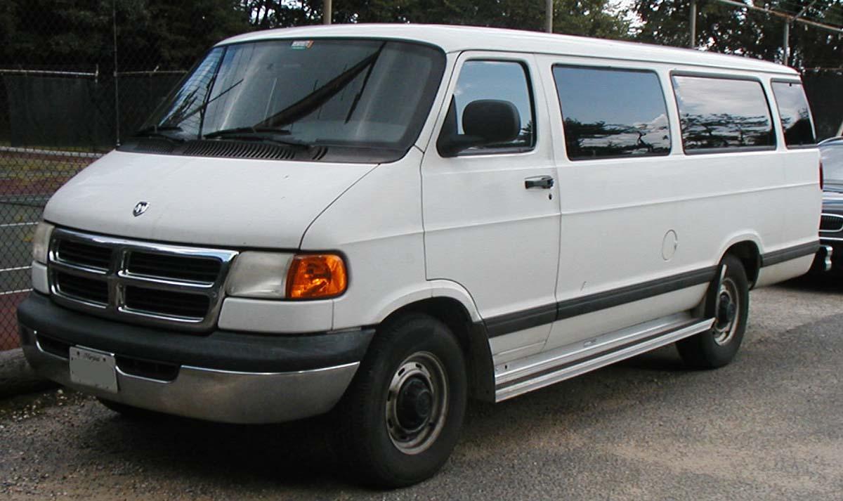 Dodge Van 1999 Photo - 1