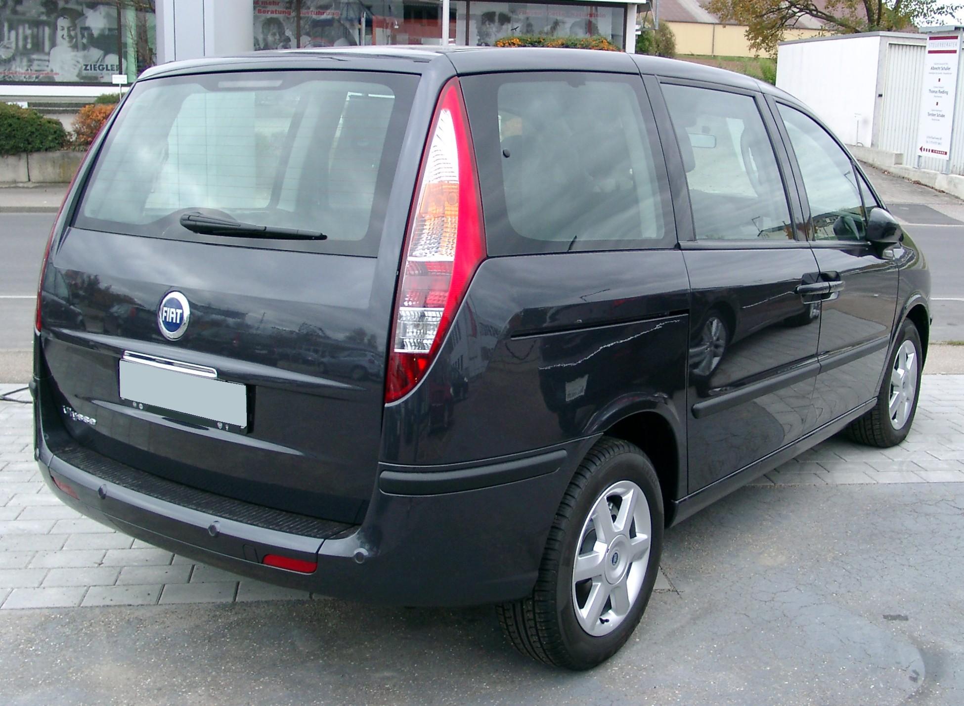 Fiat Ulysse 2007 Photo - 1
