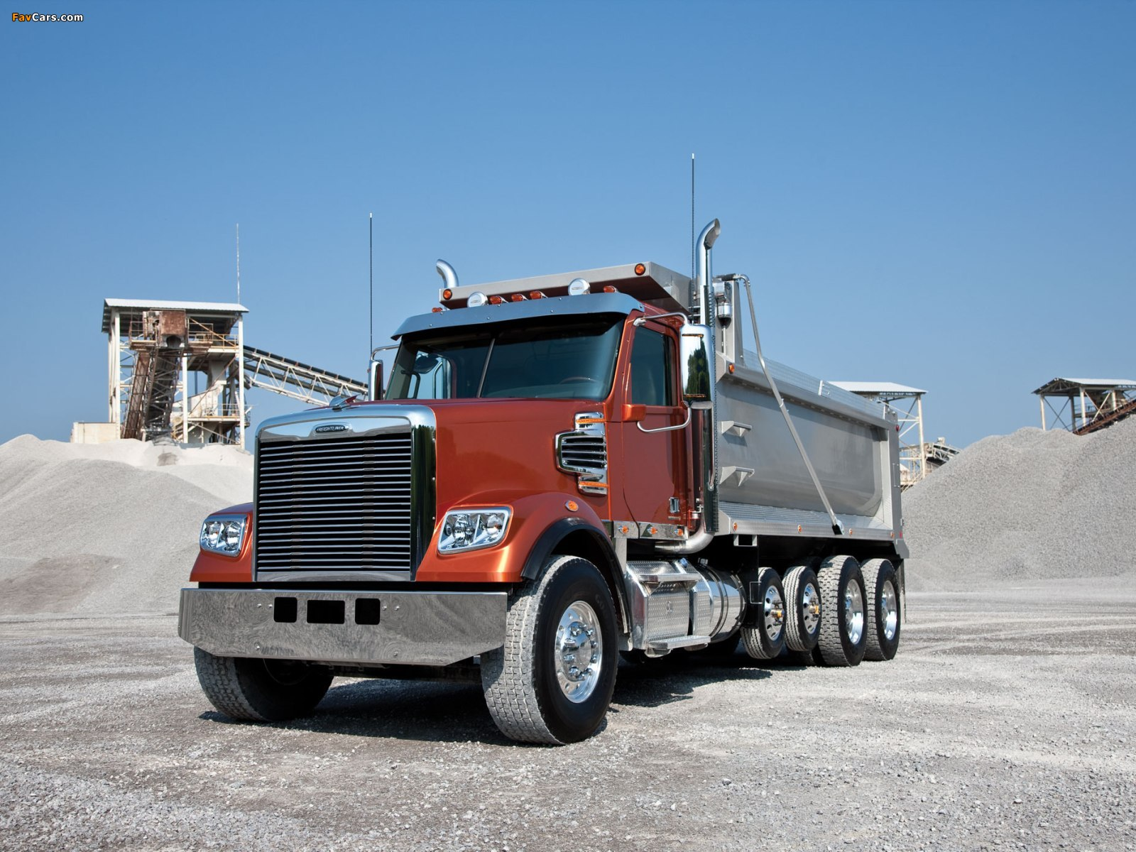 Freightliner Coronado 2014 Photo - 1