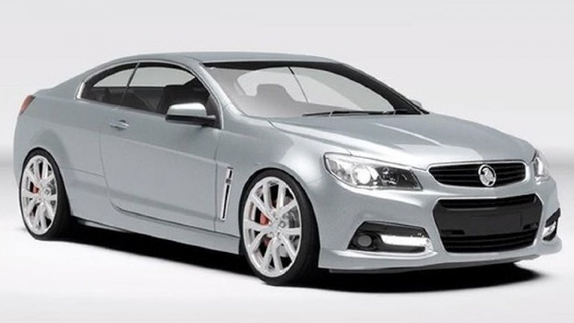 Holden Monaro 2015 Photo - 1
