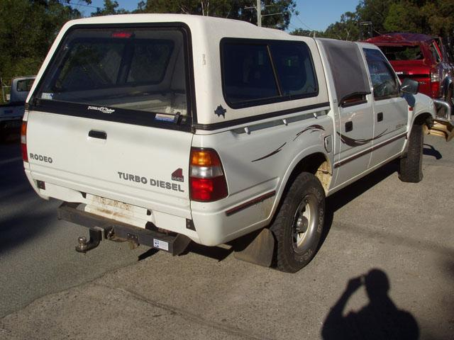 Holden Rodeo 2000 Photo - 1