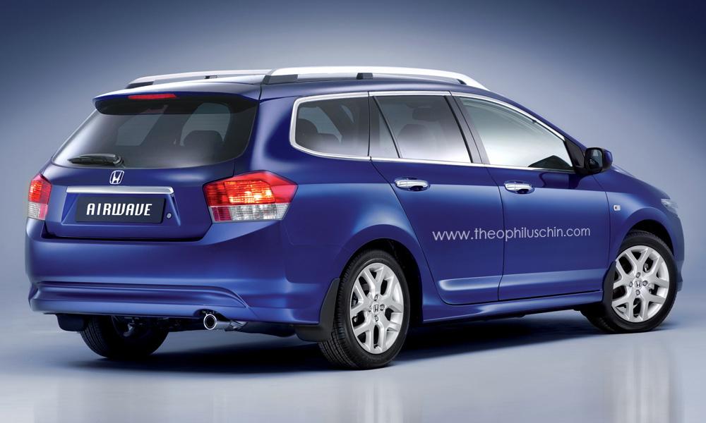 Honda Airwave 2010 Photo - 1