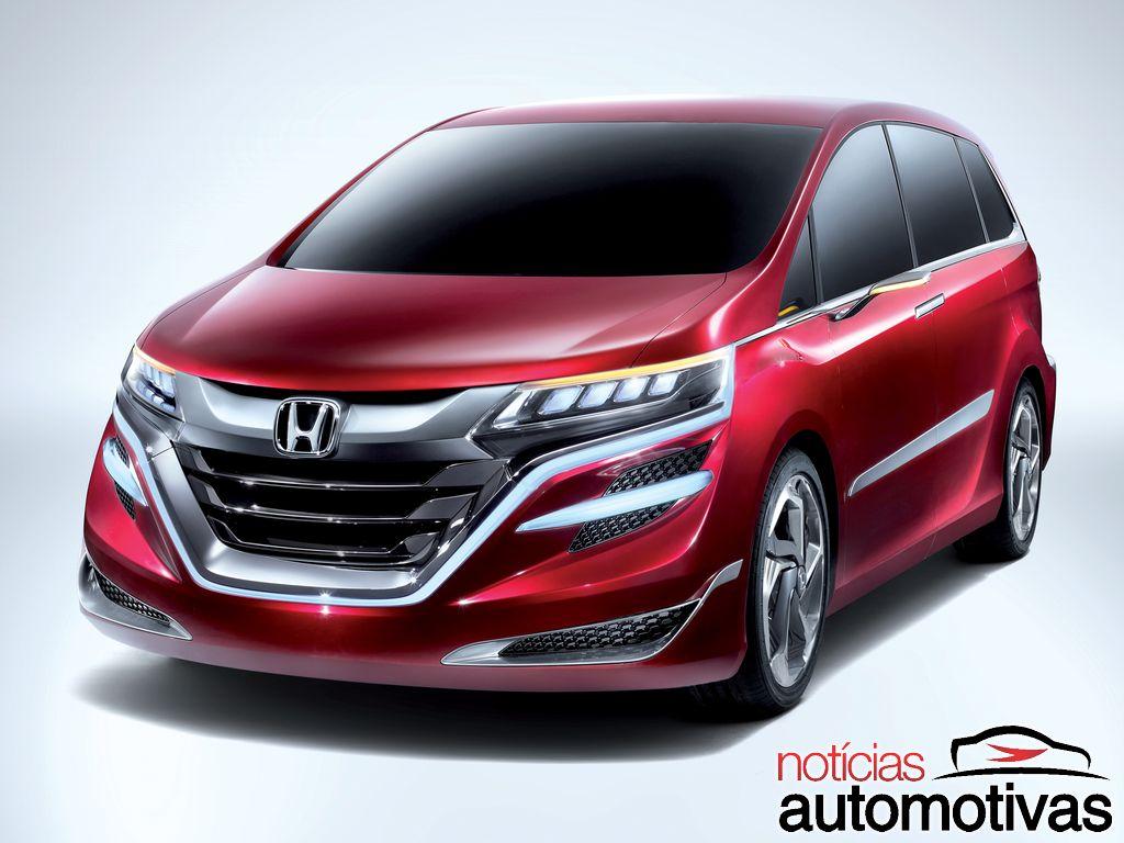 Honda Edix 2014 Photo - 1