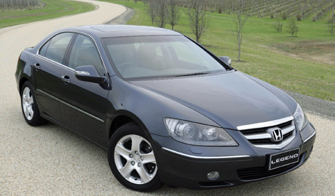 Honda Legend 2006: Review, Amazing Pictures and Images ...