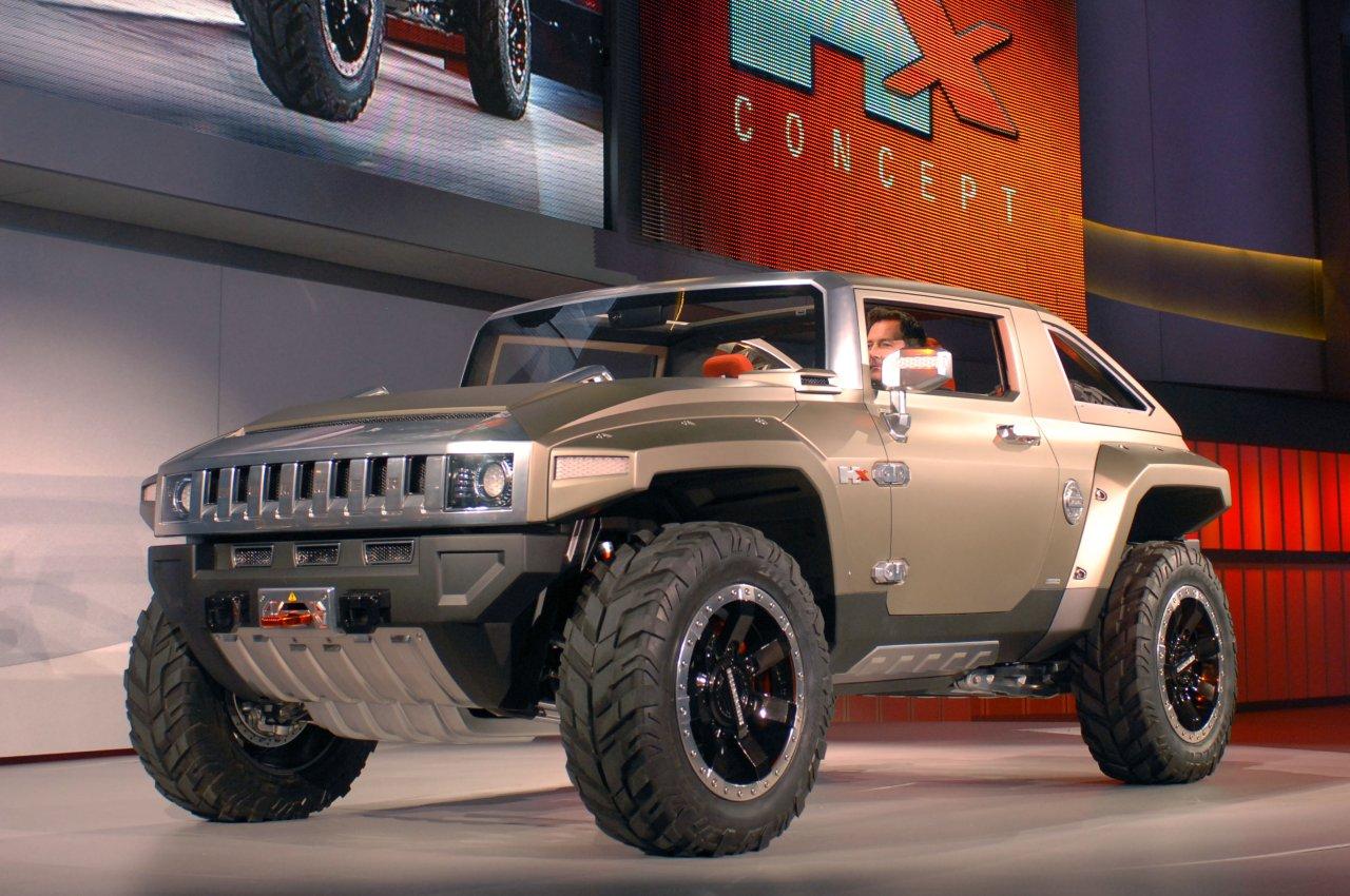Hummer HX 2014 Photo - 1