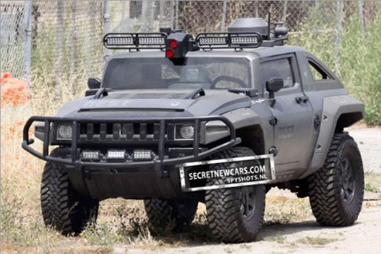 Hummer HX 2015 Photo - 1