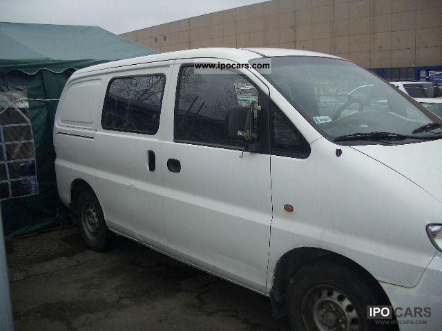 Hyundai Starex 1999 Photo - 1