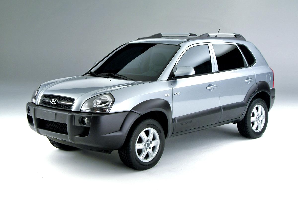Hyundai Tuscon 2008 Photo - 1