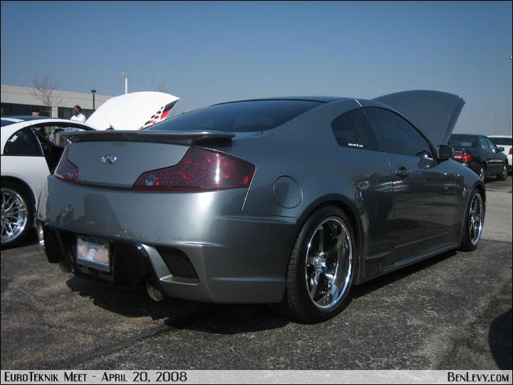 Infiniti G35 2008 Photo - 1