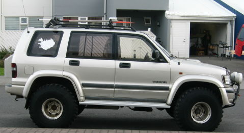 Isuzu Trooper 2004 Photo - 1