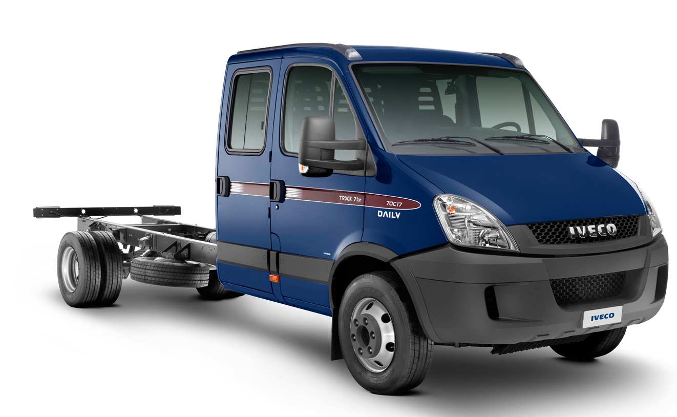 Iveco Daily 2012 Photo - 1