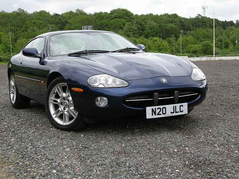 Jaguar XKR 1998 Photo - 1