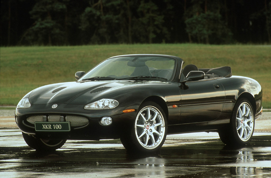 Jaguar XKR 1999 Photo - 1