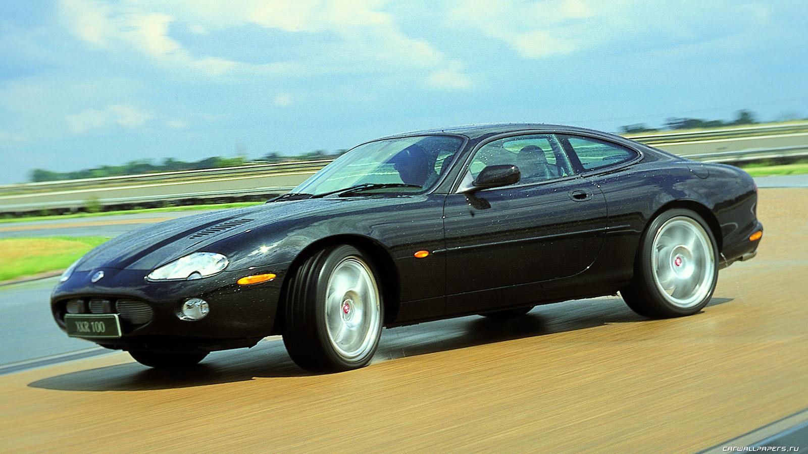 Jaguar XKR 2002 Photo - 1