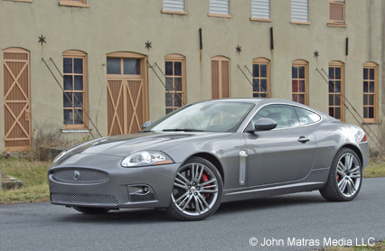 Jaguar XKR 2009 Photo - 1