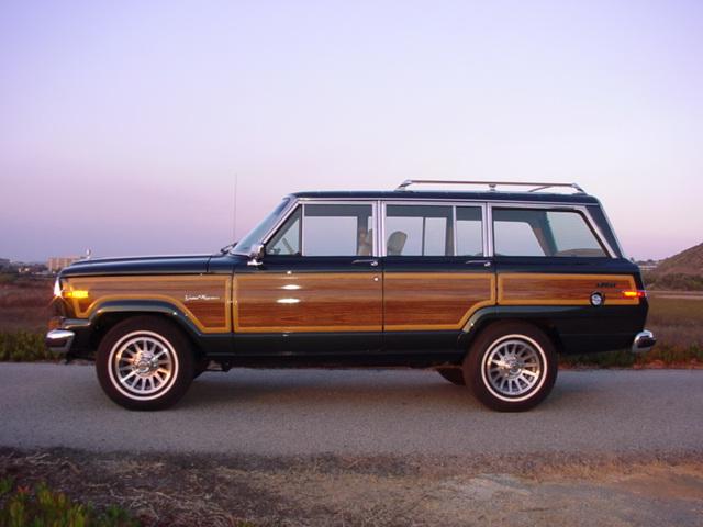 Jeep Wagoneer 1989 Photo - 1
