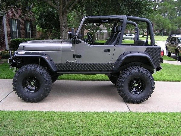Jeep Wrangler 1993 Photo - 1