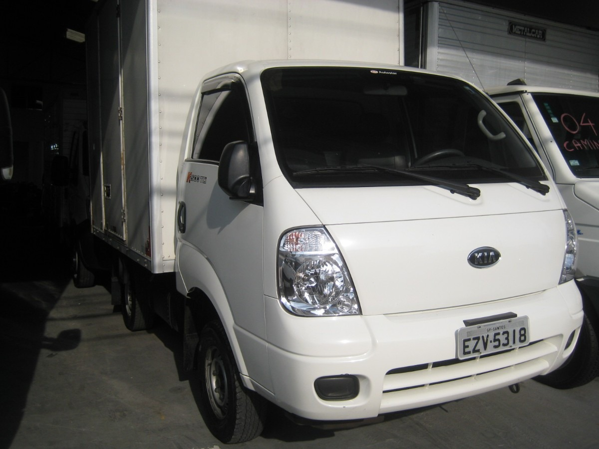 Kia Bongo 2012: Review, Amazing Pictures and Images - Look ...