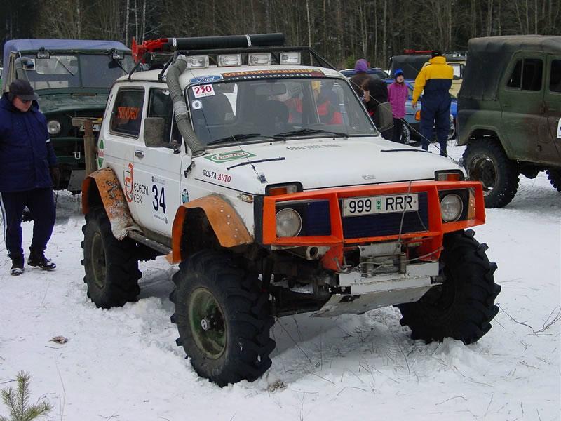 Lada Niva 1986 Photo - 1