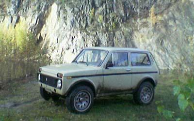 Lada Niva 1988 Photo - 1