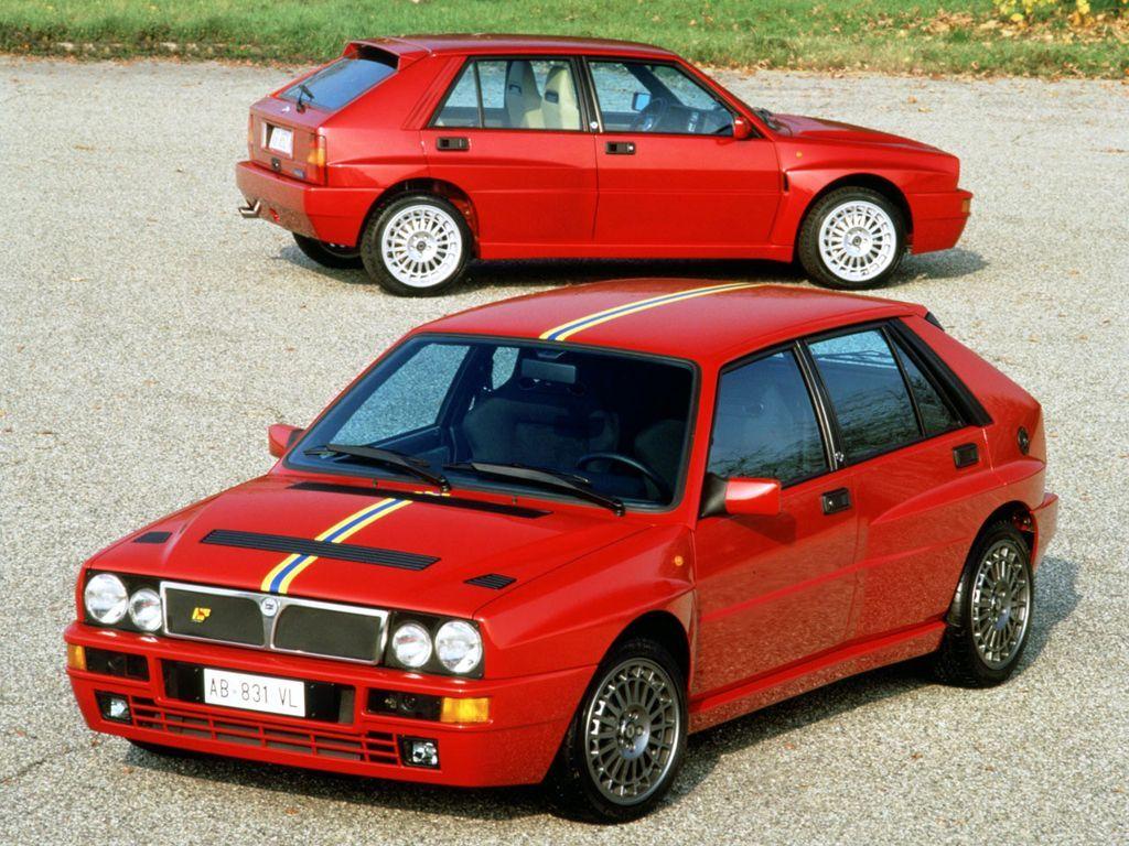 Lancia Y 1995