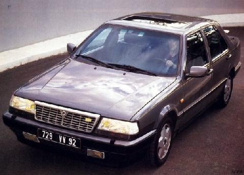 Lancia Thema 1991 Photo - 1