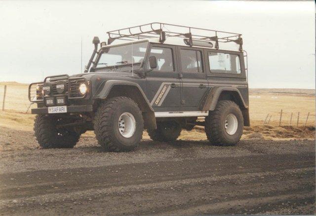 Land Rover Defender 1984 Photo - 1