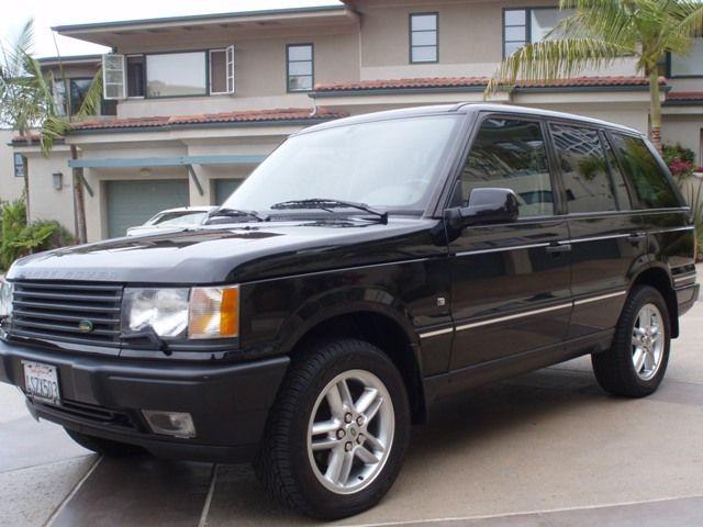 Land Rover Range Rover 2001 Photo - 1