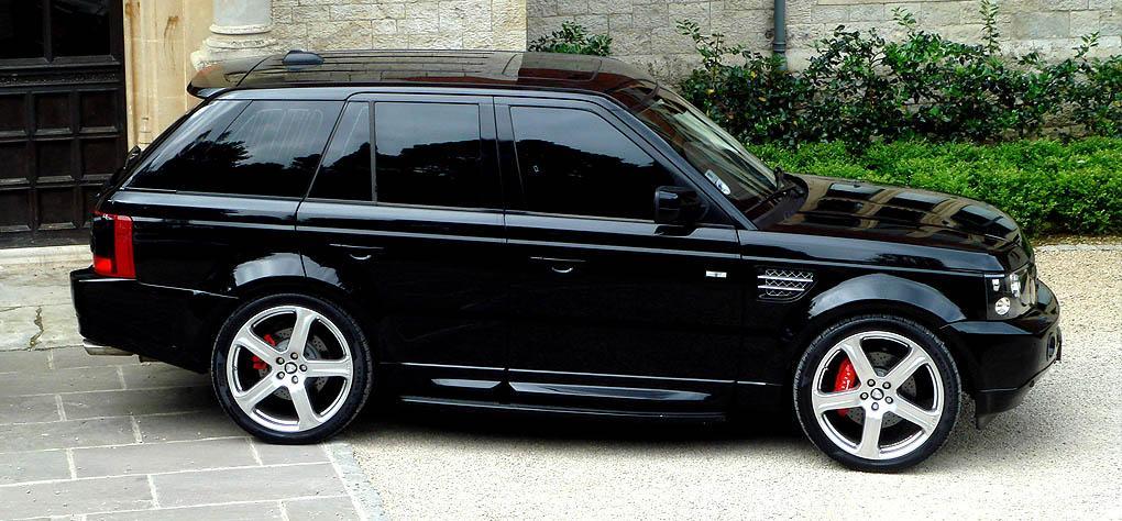 Land Rover Range Rover 2009 Photo - 1