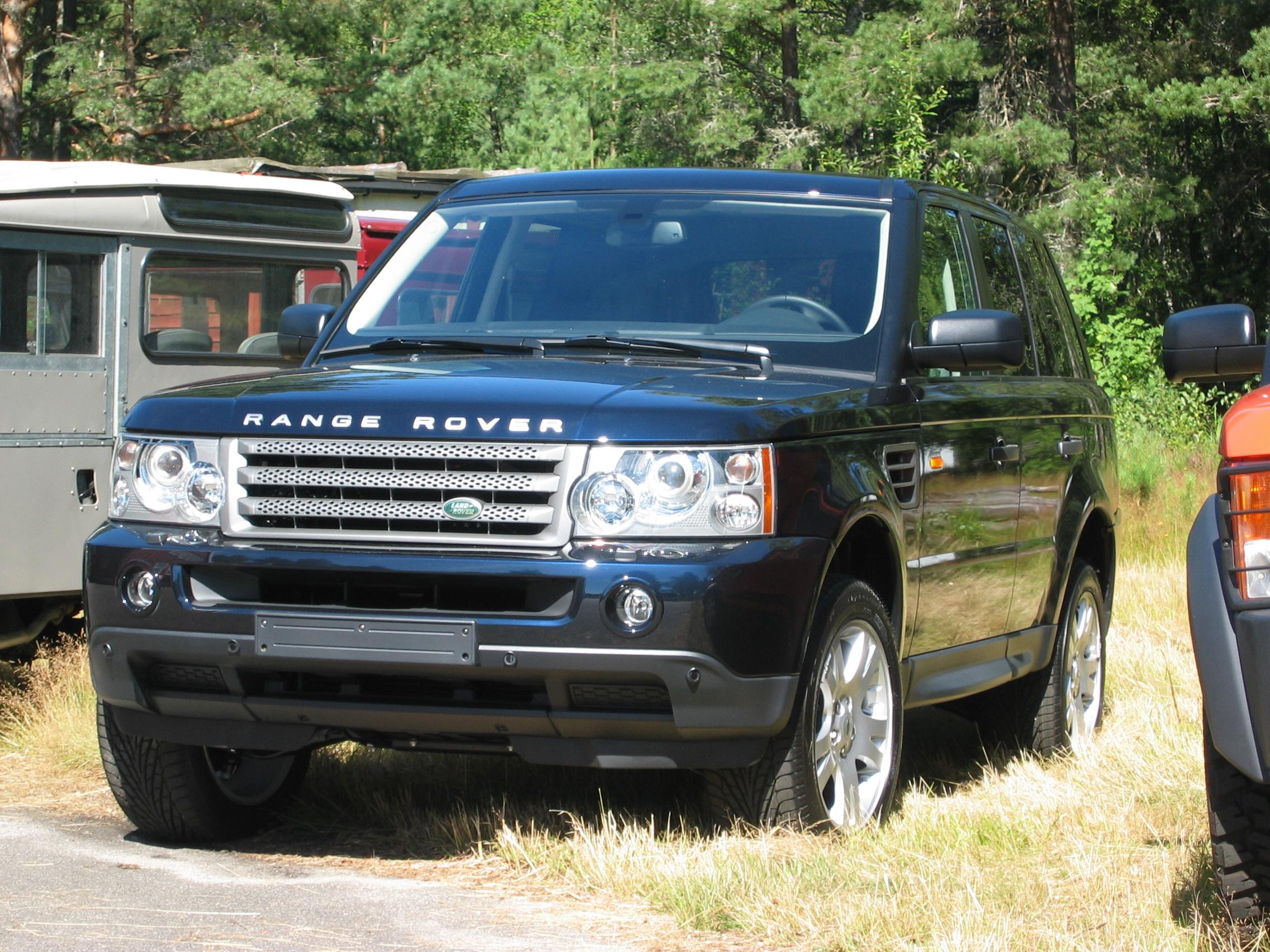 Land Rover Sport 2005 Photo - 1