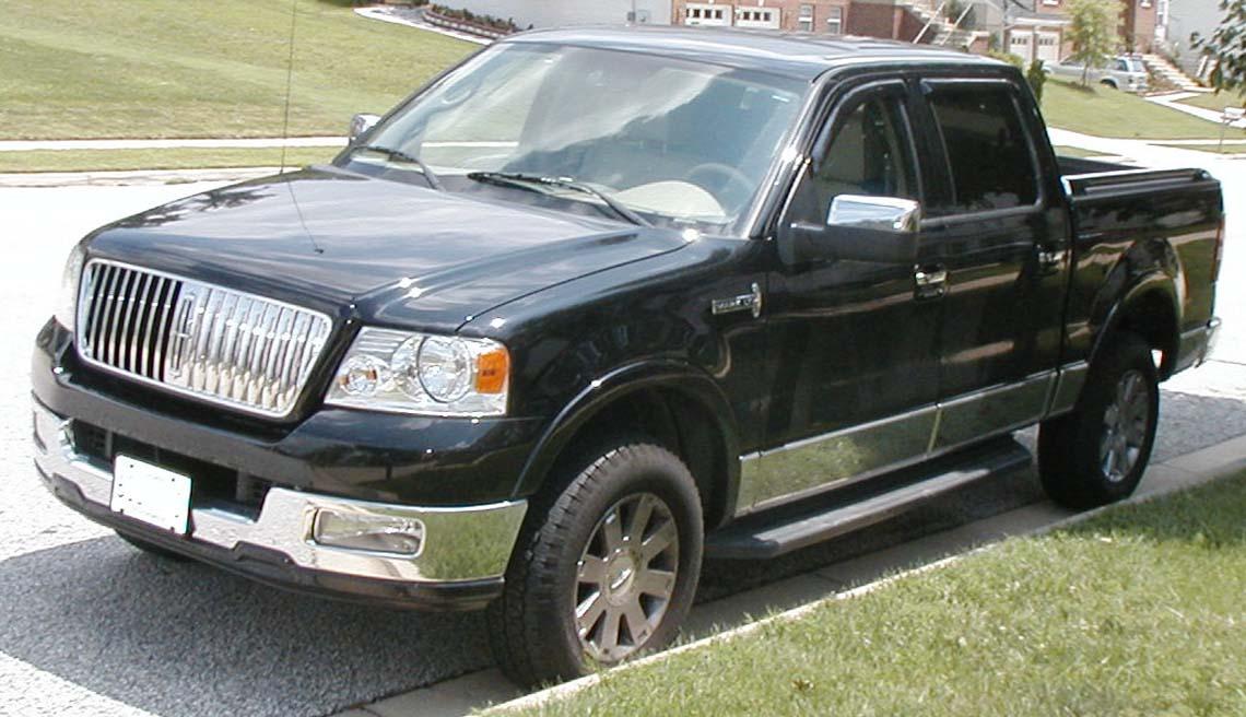 Lincoln Mark 2006 Photo - 1