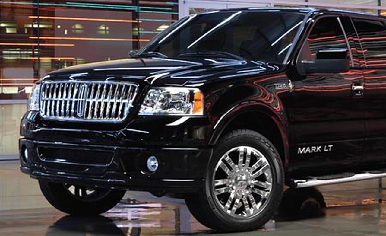 Lincoln Mark 2014 Photo - 1