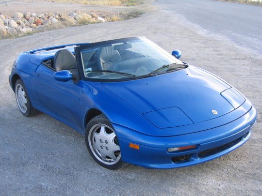 Lotus Elan 1990 Photo - 1