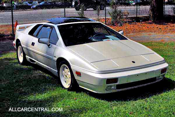 Lotus Esprit 1988 Photo - 1