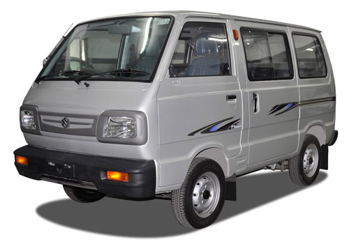 Maruti Omni 2015 Photo - 1