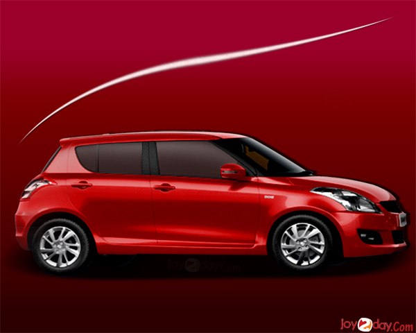 Maruti Swift 2012 Photo - 1