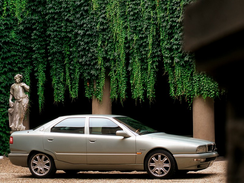 Maserati Quattroporte 1997: Review, Amazing Pictures and ...