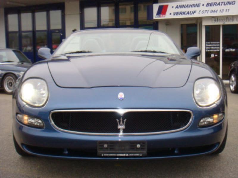 Maserati Spyder 2002 Photo - 1
