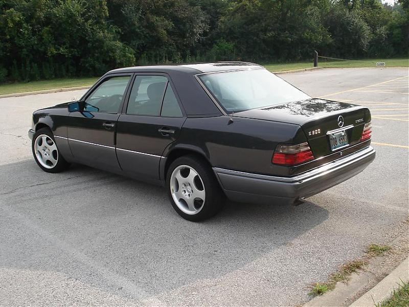 Mercedes 1995 Photo - 1