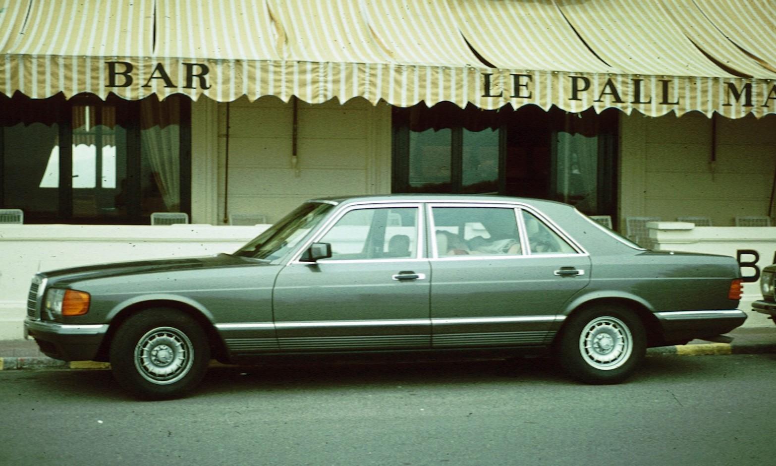 Mercedes-benz 300D 1981 Photo - 1