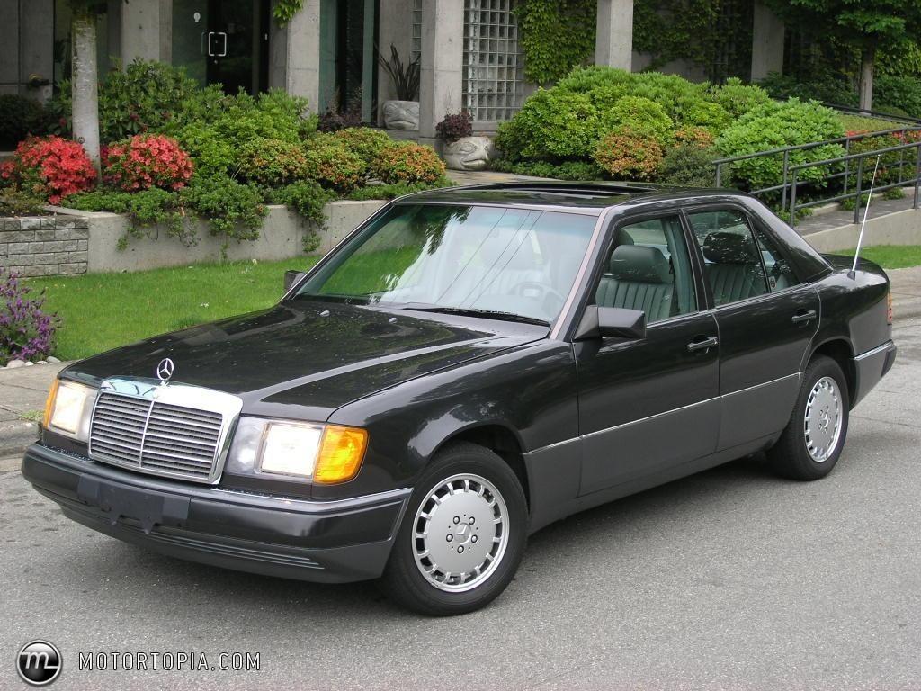 Mercedes-benz 300E 1989 Photo - 1