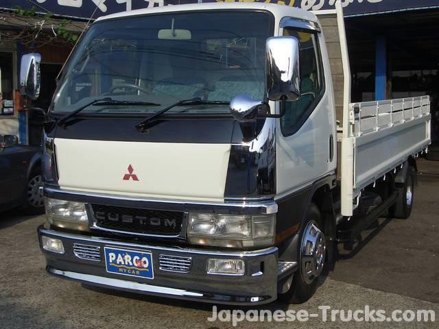 Mitsubishi Canter 2000 Photo - 1