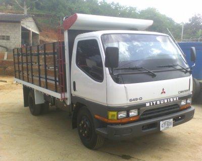 Mitsubishi Canter 2007 Photo - 1