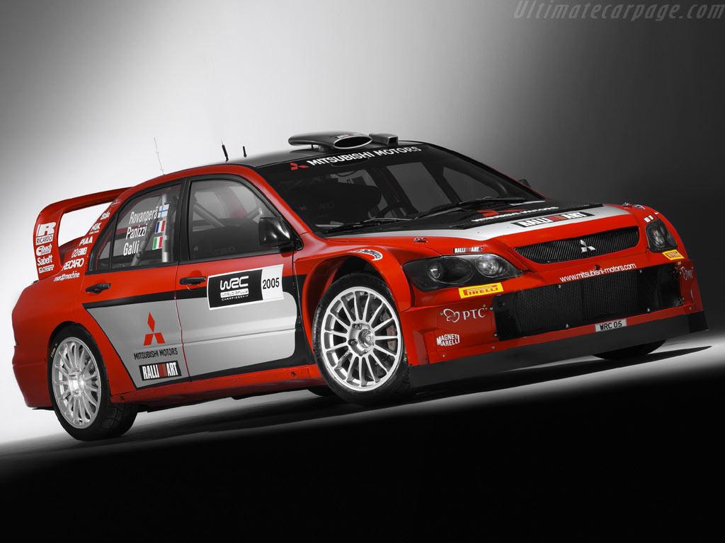 Mitsubishi WRC 2015 Photo - 1